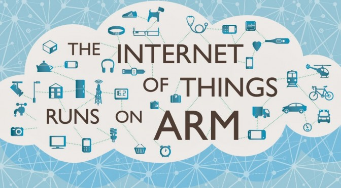 ARM: A different strategy for a different era