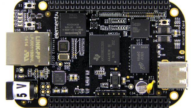 Probando Amazon Alexa (en una Beaglebone Black)